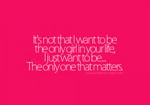 Jealous Love Quotes For Him Quotes Jealous Girls Tumblr