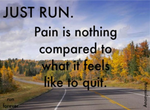 Running Pictures With Quotes