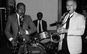 Harold Land & Warne Marsh w/ Albert Tootie Heath, drums | Gildo ...