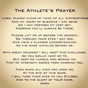 prayer.  #nike #sports #fitness #athletelife #fitfam #fit #quotes ...