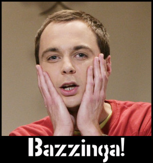 Bazinga! Big Bang Theory: Best Sheldon Cooper Quotes! | Buzz Pirates