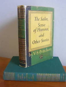 SAILOR SENSE OF HUMOUR Other Stories V S Pritchett 1956 in DJ 1st Ed