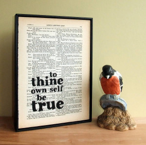 We're sorry, Shakespeare Inspirational Quote Wall Art is no longer ...