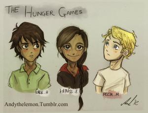 Katniss And Peeta Children Fan Art Thg__katniss__gale___peeta_by_ ...