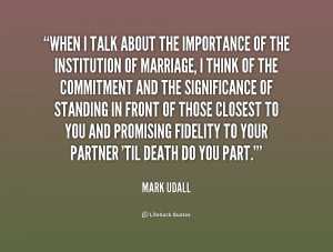 Marriage Quotes Importance Relationships