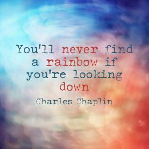 EverydayHero #Rainbow #Inspired #Chaplin