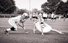 ... would do in a HEARTBEAT if my boyfriend is a football player!!! More