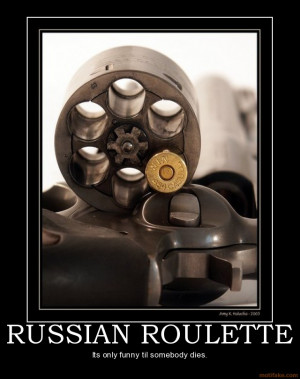 Funny Russia - Russian Roulette And Vodka (7)