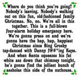 Clark Griswold Hap Hap Happiest Christmas Quote