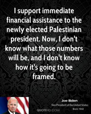 joe-biden-joe-biden-i-support-immediate-financial-assistance-to-the ...