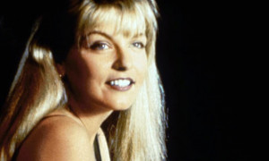 Sheryl Lee as Laura Palmer in the film spinoff Twin Peaks: Fire Walk ...