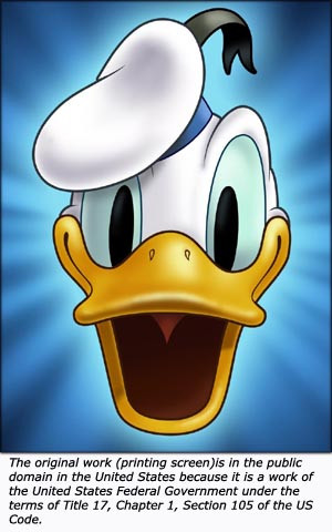 donald duck quotes