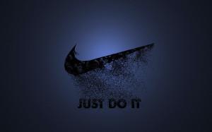 Home > Logos & Brands > Nike Wallpaper Just Do It