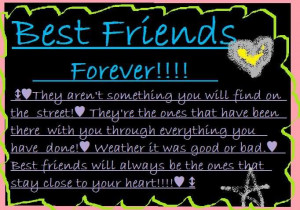 best friends friends forever best friends forever quotes best friends ...