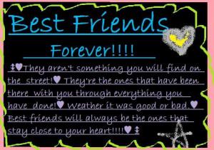 best friends friends forever best friends forever quotes best friends ...