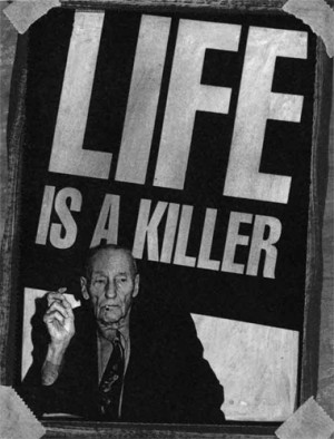 Creator: William S. Burroughs
