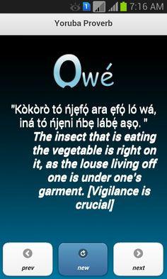 yoruba proverb more nigerian proverbs yoruba proverbs african proverbs ...