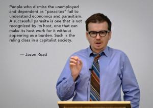 Ruling class as parasite