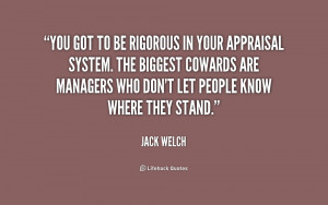 Jack Welch Success Quotes
