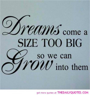 Dreams Quote Quotes Sayings