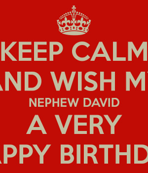 Related Pictures happy birthday dave i hope your day has gone well for ...