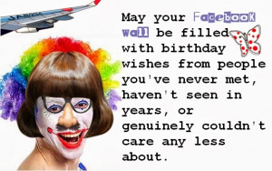 Funny Birthday Quotes for Best Friend