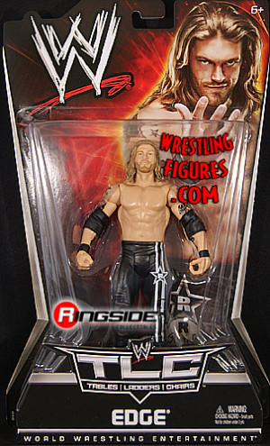 WWE Edge Short Hair