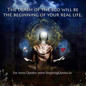 Quotes on Ego, Thoughts about Ego, Quotes & Quotations