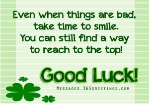 good luck quotes for students