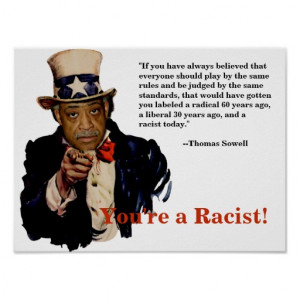 thomas sowell quotes on racism