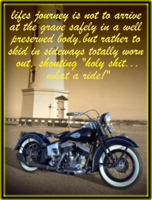 harley davidson quotes | All Graphics » biker