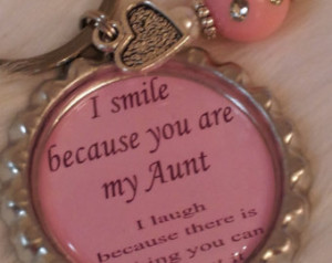 Aunt keychain, Funny quote, Aunt gi ft, Funny gift ...