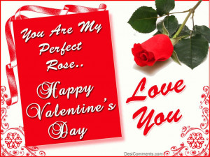 You Are My Perfect Rose