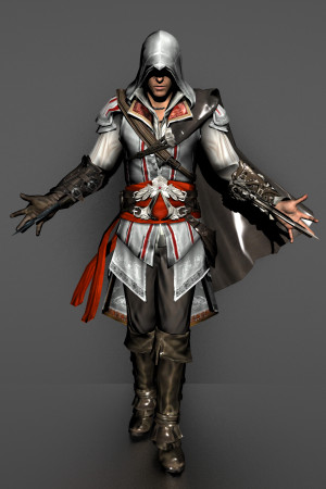 Ezio Assassins Creed...