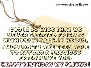 Baileys Birthday, Birthday Quotes, Best Friends, Happy Birthday Wishes ...