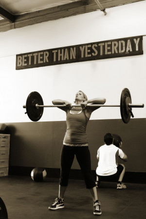 Boulder CrossFit Better Than Yesterday