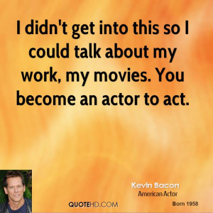 Kevin Bacon Movies Quotes