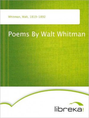 """Start by marking """"Poems By Walt Whitman"""" as Want to Read:"""