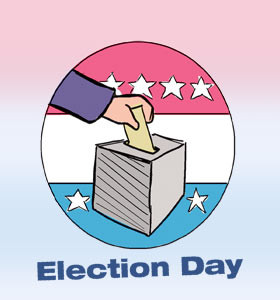 Election Day in 2015