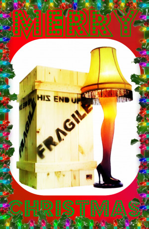 ... Story Leg Lamp Quotes , A Christmas Story Ralphie , A Christmas Story