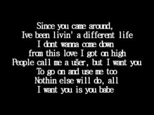 Justin Timberlake - Pusher Lover Girl (Lyrics)