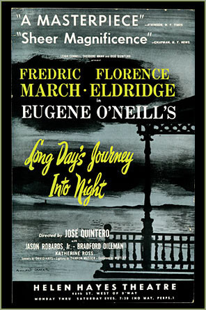 an analysis of the long days journey into night a play by eugene oneill Long day's journey into night, this is a study guide for the book long day's journey into night written by eugene o'neill long day's journey into night is a 1956 drama in four acts written.