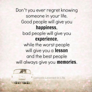SATURDAY SAYINGS: INSPIRING QUOTES FROM LESSONS LEARNED IN LIFE