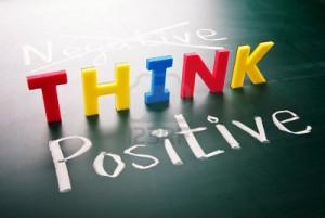 Think positive , create positive attitude x]