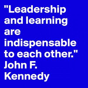 ... john f kennedy # twitter @ jibea # quote # kennedy # leadership