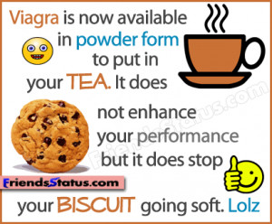 Viagra is now available in powder