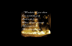 Nymphetamine's quote by rotten-carcass