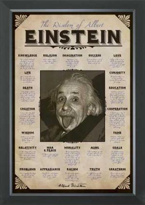 Albert Einstein - Quotes