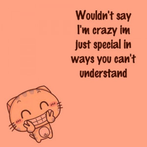 cute #crazy #cat #fluffy