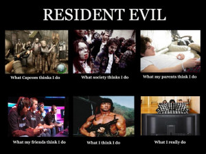Resident Evil Memes